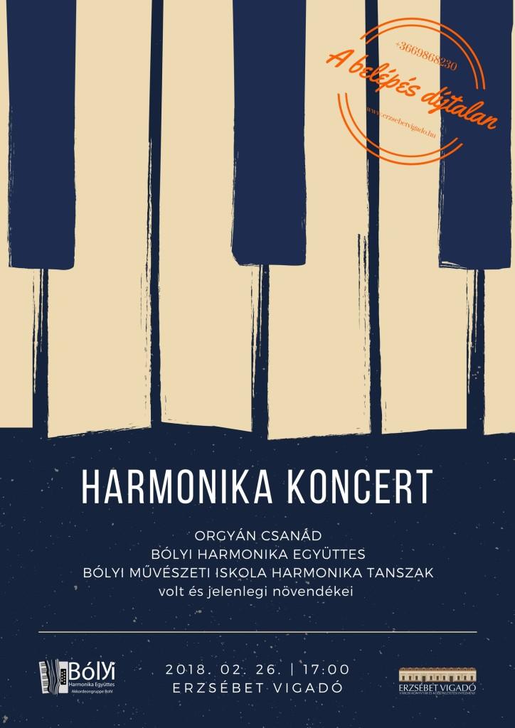 Harmonika koncert