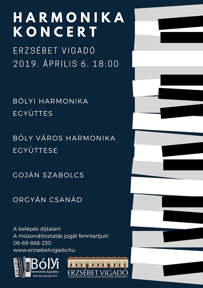 Harmonika koncert2019